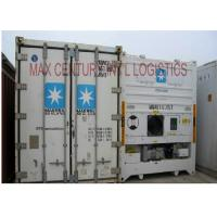 Buy cheap Special Forwarder Refrigerated Shipping Container In Sea Freight from wholesalers