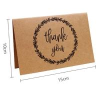 Wholesale Greeting Cards Sleep Aid Thank You Paper Envelope for Holiday Blessing Cards from china suppliers