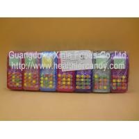 China Colored Glucose Novelty Candy Toys , Small Round Funny Candy Sweets on sale