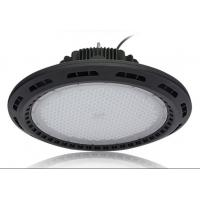 Wholesale Black Round LED High Bay Lights , 100w - 240w LED High Bay Light Fixtures from china suppliers