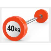 Buy cheap RAPID Gym Equipment Accessories / Gym Weights Dumbbells For Aerobic / Anaerobic Exercise from wholesalers