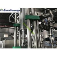 Buy cheap High Precision Wine Bottle Filling Equipment Easy Operation PLC Control from wholesalers