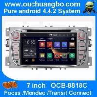 Buy cheap Ouchuangbo Car Stereo Radio GPS Navi Wifi Ford Focus /Mondeo /Transit Connect Android 4.4 from wholesalers