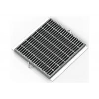 Buy cheap Commercial Trench Steel Grates For Trench Drains Great Corrosion / Rust Protection from wholesalers