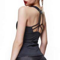 Buy cheap 2019 customized logo womens loose tank top wholesale With High Click from wholesalers