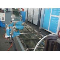 Buy cheap Large Capacity Waste Plastic Recycling Line Plastic PVC / PET Granules Manufacturing from wholesalers