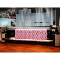 Buy cheap flags printing machine banner digital sublimation plotter printing printer machine from wholesalers