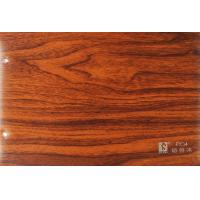China Optional Color PVC Lamination Film Wood Grain Thickness 0.12-0.60mm ECO Friendly on sale