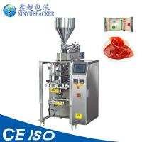 Buy cheap Large Pouch Automatic Sauce Packing Machine / 500g 1 KG Pouch Packing Machine from wholesalers