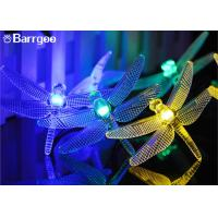 Buy cheap Dragonfly Decorative Indoor Outdoor String Lights 20 Led Remote Controller from wholesalers