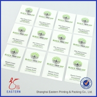 Buy cheap Glossy Lamination Custom Die Cut Vinyl Stickers Cut to size Paper Products from wholesalers