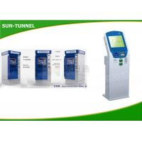 Buy cheap Automatic Payday Loan Kiosk , Customised Software Interface Stand Alone Kiosk from wholesalers