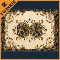 Buy cheap Modern Marble Floor Medallions Pattern Surface Polished For Hotel from wholesalers