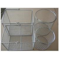 Buy cheap stainless steel  welding mesh basket manufacturer from wholesalers