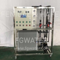 Buy cheap 220V Ion Exchange Water Purification System , EDI Module Water Treatment from wholesalers