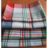 Buy cheap 50*70Cotton Kitchen Tea Towels yarn-dyed plaid tea towel cover cloth napkins kitchen towel from wholesalers