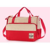 Buy cheap Multicolored Yummy Mummy Baby Diaper bags Changing with One Inner Pouch from wholesalers