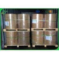 Wholesale White Printing Jumbo Roll Paper 787mm Width 60gsm With Virgin Wood Pulp from china suppliers