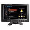 "Widescreen 7"" plastic portable LCD monitor built-in VGA AV input Manufactures"