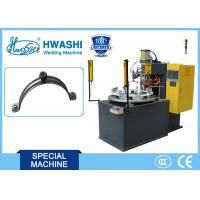 Buy cheap Steel Pipe Clamp / Pipe Hold Welding Machine, CNC Spot Welding Machine With Rotary Table from wholesalers