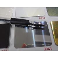 Buy cheap Mirror Coating Sliver Aluminum Composite Panel Length Up To 6m from wholesalers