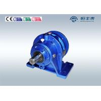 Bearing Steel Inline Gear Reducer Industrial Power Transmission Cycloidal Gearbox Manufactures