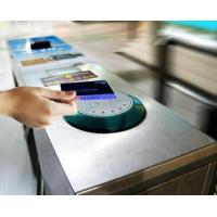 Buy cheap Plastic Contact Smart IC Metro Cards Printing from wholesalers