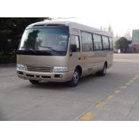 Buy cheap Small Commercial Vehicles Tourist Mini Bus Single Clutch With Sunshine Blind from wholesalers