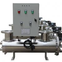 Buy cheap UV sterilizer for water disinfection and 316L Stainless Steel Closed Vessel UV sterilizer for Aquaculture Fish Farm from wholesalers