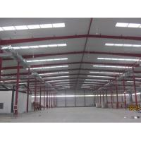 Buy cheap Portale Frame Warehouse Building Design, Pre Engineer Prefab Warehouse Building from wholesalers