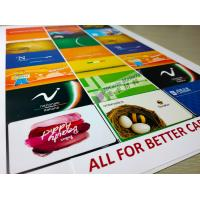 Buy cheap Inlay / Offset Printing Pvc Foam Core Board Excellent Ink Adhesion from wholesalers