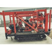 Buy cheap Geological Exploration Water Well Drilling Rig For Road / Railroad Construction from wholesalers