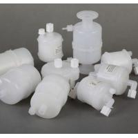 Buy cheap Replacement PTFE Disposable Capsule Filter 0.2 Micron For Air Vent Sterile Filtration from wholesalers