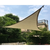 Buy cheap Pool Porch Small Rectangle Triangle Uv Sun Shade Sail 12x12 12 X 16 12 X 20 260gsm from wholesalers