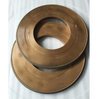Flat Abrasive Diamond Grit Grinding Wheel Resin Bonded Thickness 40mm Width 10mm
