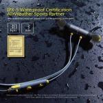 Buy cheap BX343 IPX5 Waterproof Earbuds Magnetic Headset Sport Running Ear Hook Earphones from wholesalers