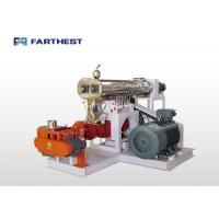 Buy cheap Multifunctional Granulator Feed Extruder Machine For Fish Feed Corn Silage from wholesalers