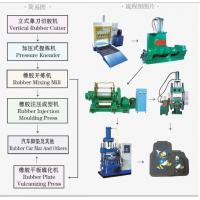 Buy cheap Rubber Car Mat Production Line,Rubber Pad Production Line from wholesalers