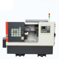 Buy cheap Slant Bed CNC Lathe Turret TCK 6332 Multi Spindle Automatic Lathe with Power from wholesalers