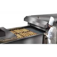 Buy cheap Continuous Automatic Bakery Tunnel Oven Cooking Tunnel Type Oven For Bread Bakery from wholesalers