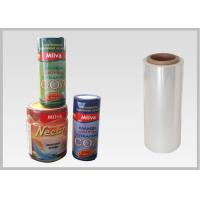 Buy cheap Food Grade Waterproof PET Shrink Film For Mcdonald Ketchup Sauce Packing from wholesalers