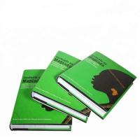 Wholesale A5 Size Journal Hardback Book Printing SGS Certification Aqueous Coating from china suppliers