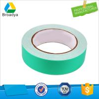 Buy cheap High Softness Double Side Pe Foam Tape with Green Film liner from wholesalers