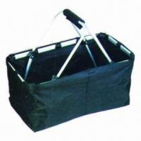 Wholesale Utility Basket, Made of 600D Polyester, Easy-to-carry, Suitable for Shopping from china suppliers