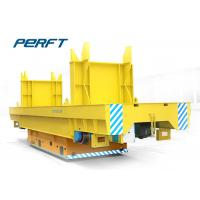 Buy cheap 50t Transfer Cart Industrial Ladle Transfer Car on Rail with Heat Insulation Material from wholesalers