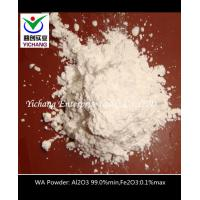 Buy cheap White Fused Aluminum Oxide , High Purity Aluminum Oxide Paint Filler Application from wholesalers