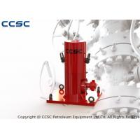 Buy cheap CCSC Oil Drilling Christmas Tree Parts , Alloy Steel Model D Bop Test Mandrel from wholesalers