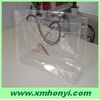 Buy cheap pvc hand bag with rope handle from wholesalers