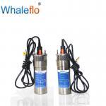 Buy cheap Whaleflo 720LPH 100M Head Lift 30M Submersible Solar Water Pump Price in Sri lanka / Kenya from wholesalers