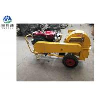 Buy cheap Diesel Engine / Electric Motor Wood Chipper Machine Electric Shredder For Wood 15 Hp from wholesalers